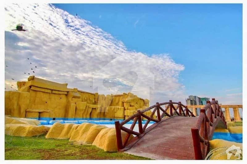 Full Paid Residential Plot Is Available For Sale In Bahria Town Karachi