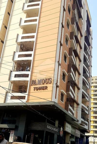 نارتھ ناظم آباد ۔ بلاک ایچ نارتھ ناظم آباد کراچی میں 3 کمروں کا 7 مرلہ فلیٹ 50 ہزار میں کرایہ پر دستیاب ہے۔