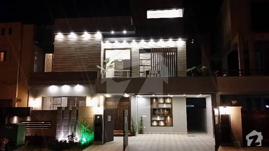 80 Feet Road Located 11 Marla Luxurious House For Sale In Bahria Town Lahore
