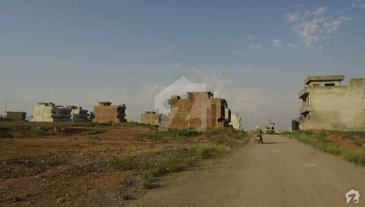آئی 11/2 آئی ۔ 11 اسلام آباد میں 8 مرلہ رہائشی پلاٹ 1.6 کروڑ میں برائے فروخت۔