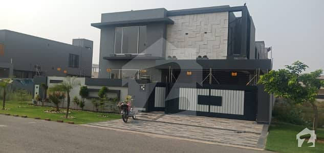Brand New House Is Available For Sale Prime Location In Dha Phase 7  Block R