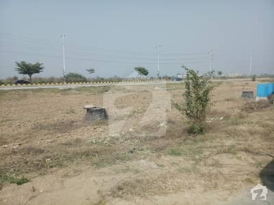4 Marla Commercial Plot In Low Price