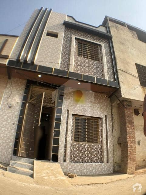 ہربنس پورہ لاہور میں 2 مرلہ مکان 42 لاکھ میں برائے فروخت۔