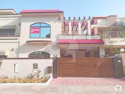 Centrally Located House In Bahria Town Rawalpindi Is Available For Sale