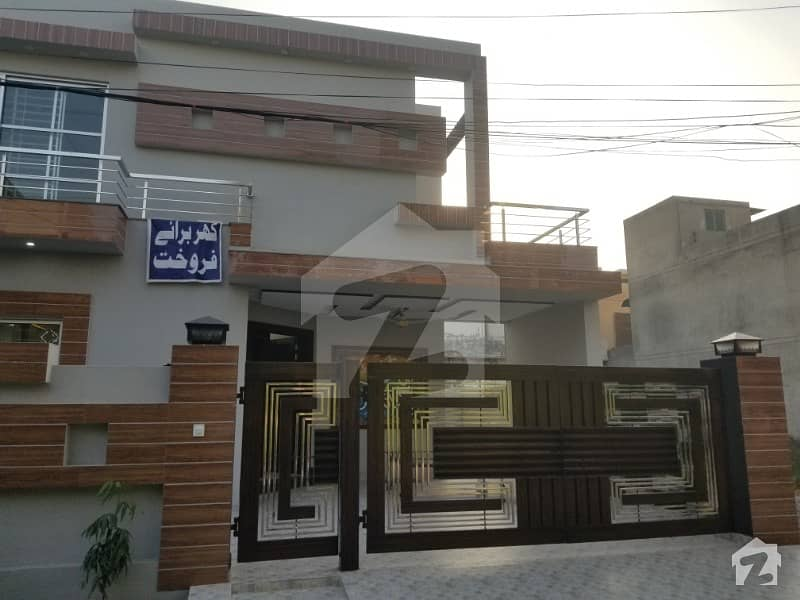 پنجاب کوآپریٹو ہاؤسنگ سوسائٹی لاہور میں 4 کمروں کا 10 مرلہ مکان 2.7 کروڑ میں برائے فروخت۔