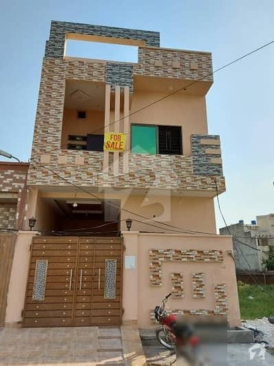 5 Marla Newly House For Sale In Nasheman Iqbal Phase 2