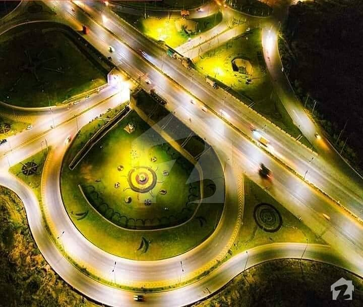 5 Marla Plot File Available For Sale On Easy Installments In In Gulberg Greens Islamabad