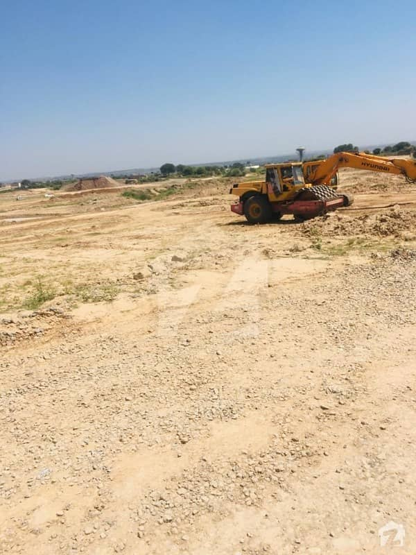 7 Marla Plot File  Available In Gulberg Greens Islamabad