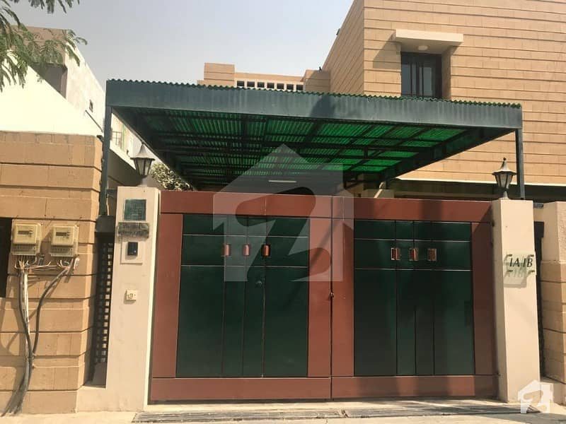 4950  Square Feet House Is Available In D. H. A