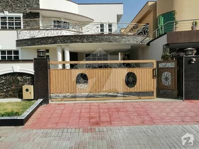 House Of 4500  Square Feet In Bahria Town Rawalpindi Is Available