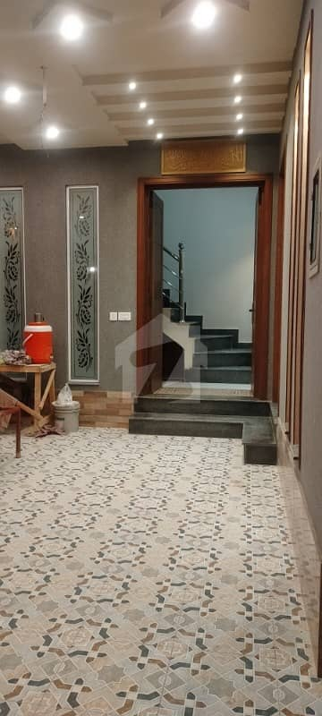 5 Marla Brand New House For Sale In Eden Executive Block