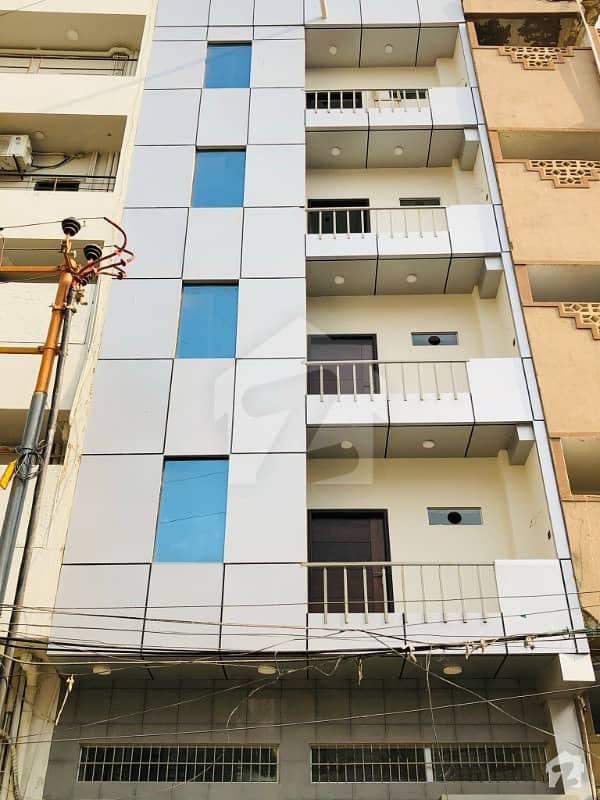 New Commercial Building Is Available On Main Road With Lift For Sale  Rent