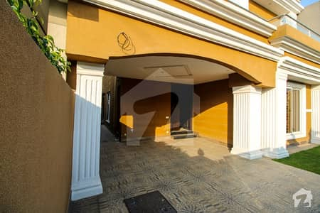 10 Marla Brand New Luxury Owner Build House For Rent DHA Phase 6