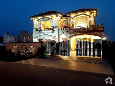 4500  Square Feet House Situated In Dha Defence For Rent
