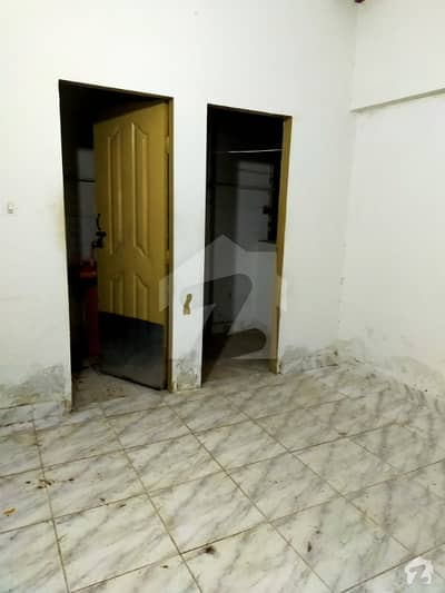 Perfect 423  Square Feet Flat In North Karachi For Sale
