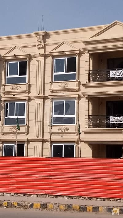 Brand New Flat For Sale In M. A Jinnah Road Vip Entrance Opposite Mazar E Quid