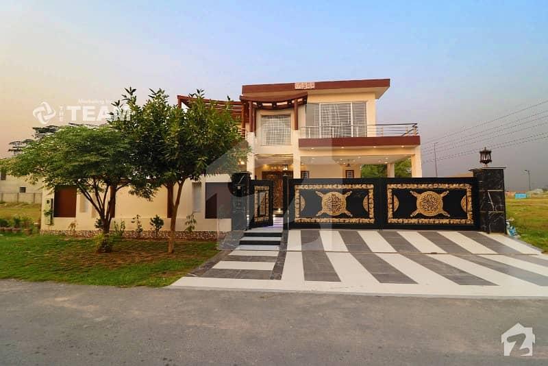 Full Basement 1 Kanal Brand New Luxury Bungalow For Sale