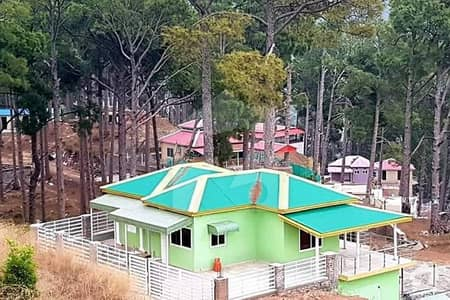 Good 6750  Square Feet Residential Plot For Sale In Murree Resorts