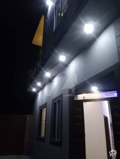 2 Marla Brand New House For Sale In Canal Bank Housing Society