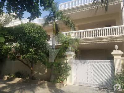 West Open Double Storey 2 Unit House Available In Cantt Bazar Malir Cantt Karachi