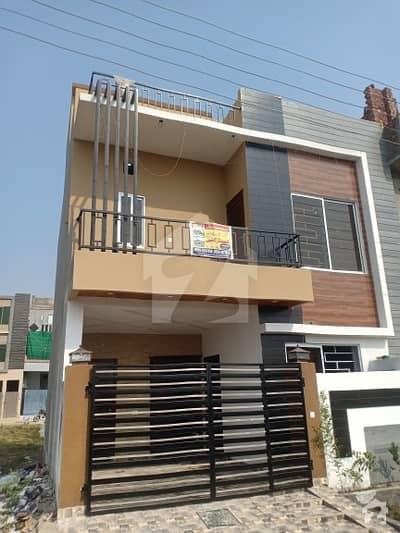 پنجاب یونیورسٹی سوسائٹی فیز 2 پنجاب یونیورسٹی ایمپلائیز سوسائٹی لاہور میں 3 کمروں کا 5 مرلہ مکان 1.07 کروڑ میں برائے فروخت۔